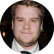 Row For Freedom Supporter: James Corden